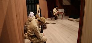 'Telgrafhane 1916' oyununa yoğun ilgi