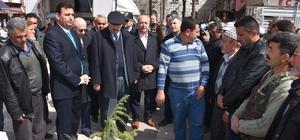 Dursunbey Orman İşletme 11 bin fidan dağıttı
