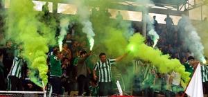 Salihli Belediyespor'a seyirci cezası
