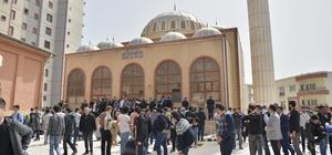 Mardin'de şehitler için mevlit