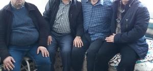 AK Parti İlçe Teşkilatından ilçedeki yaşlılara ziyaret