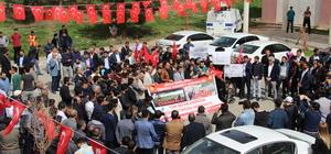 Üniversite öğrencilerinden Mehmetçik'e destek