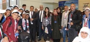 iz Anadoluyuz projesiyle öğrenciler ilk kez İstanbul'u görecek