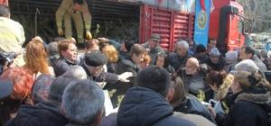 Tekirdağ'da 3 bin ücretsiz fidan dağıtıldı