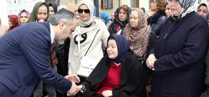 AK Parti'li Karaburun´un babası, Bursa'da toprağa verildi