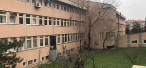 Hastaneden kaçarken üçüncü kattan düşen Pakistanlı yaralandı
