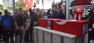Başkan Albayrak, Afrin şehidi Demiral'ın cenaze merasimine katıldı