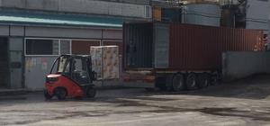 Edirne'den Katar'a yağ ihracatı başladı