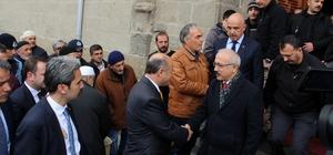 """Kalkınma Bakanı Lütfi Elvan: """"Sivil vatandaşın kılına dokunulmaması konusunda her türlü hassasiyeti Mehmetçiğimiz gösterdi"""""""