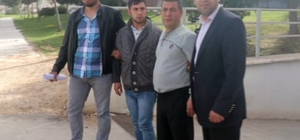 Taksi durağındaki cinayette baba oğul tutuklandı
