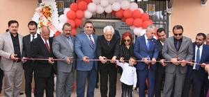 Veyis Kemal Erdem Yaşam Boyu Spor Merkezi açıldı