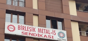 Kocaeli'de sendika binasına silahlı saldırı