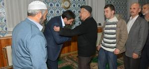 Başkan Kalın vatandaşların kandilini kutladı
