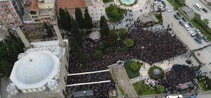Nevşehir'de askeri uçağın düşmesi