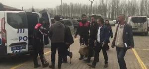 Düzce'de çeşitli suçlardan aranan 20 kişi yakalandı