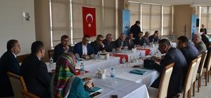 Halk eğitim merkezi müdürleri Saruhanlı'da toplandı