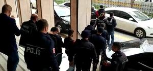 Malatya'da uyuşturucuya 10 tutuklama