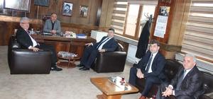 Turpçu'dan GMİS'e ziyaret