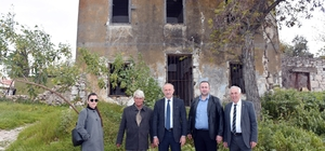 Didim Belediyesi kent belleği için Mübadele evinin restorasyonuna başlayacak