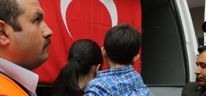 Şehit Pilot Üsteğmen, Samsun'da gözyaşlarıyla uğurlandı