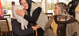 Lütfiye Atilla Yaşlılar Haftası etkinliğine katıldı