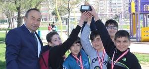 Tekirdağ Ortaokullar Arası Oryantiring Yarışması sona erdi