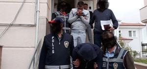 Muğla'da hırsızlık zanlıları gözaltına alındı