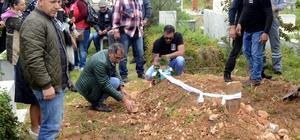 Kanserden ölen Rumen kadın, cemevinden son yolculuğuna uğurlandı