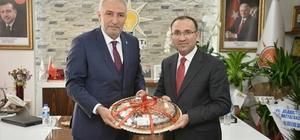 Başbakan Yardımcısı Bozdağ'dan CHP'ye eleştiri