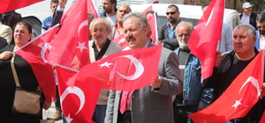 Zeytin Dalı Harekatı'na destek yürüyüşü