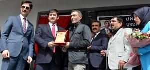 Derik'te Uzman Çavuş Aydemir'in şehit olduğu okul onarıldı