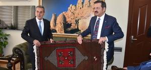 TBMM Başkanvekili Aydın, Adıyaman'da