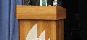 """""""Türkiye Enerji Merkezi Olabilir mi?"""" konferansı"""