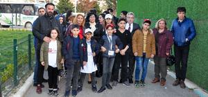 Türkiye-Azerbaycan Şehit Çocukları Kucaklaşıyor Projesi