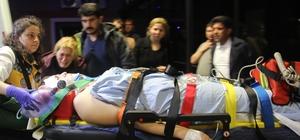 Kazada ağır yaralanan teğmen Kocaeli Üniversitesi Hastanesi'ne sevk edildi