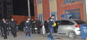 Evin önünde uğradığı silahlı saldırıda öldü