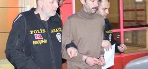 Eskişehir'de silahlı saldırı gerçekleştiren şüpheli yakalandı