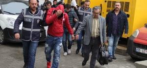 Samsun'da aranan şahıslara operasyon: 11 gözaltı