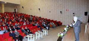 Üniversite de İlahiyat Vizyon Programı düzenlendi