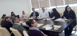 Sosyal Duyarlılık Dersi bilgilendirme toplantısı yapıldı