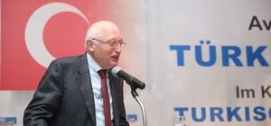 """Günter Verheugen: """"Avrupa Birliği güçlü olmak istiyor ise Türkiye ye ihtiyacı var"""""""