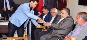 Ceylanpınar Belediyesi, yeşeren çınarları unutmadı