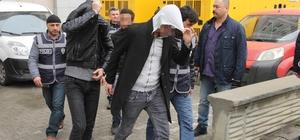 Samsun'da aranan şahıslara operasyonda gözaltı sayısı 27'ye çıktı