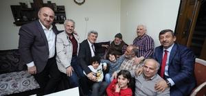 Başkan Karaosmanoğlu'ndan Yaşlılar Haftası'ndan anlamlı ziyaret