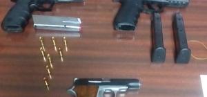 İş yerine silah baskını: 1 gözaltı