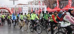 Çanakkale Bisiklet Festivali'nde heyecan başladı