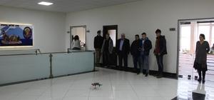 Öğrenciler'den 'Çardak-17' drone'u