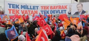 """Cumhurbaşkanı Erdoğan: """"Afrin'le beraber diriliş hareketi yeniden başladı"""""""