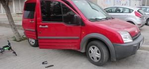 Adana'da hırsızlık şüphelisi suçüstü yakalandı
