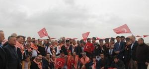 Antalyalı Yörüklerden Mehmetçiğe destek